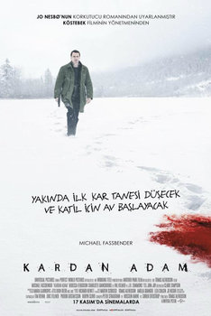 Kardan Adam – The Snowman 2017 izle
